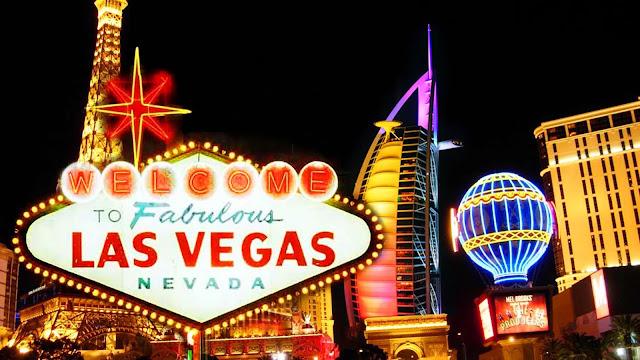 Лас-Вегас – азартный рай для мужчин