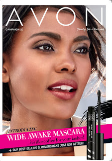 Avon Campaign 20 The Online date on this Avon Catalog 9/3/16 - 9/16/16