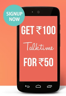 FREECHARGE - Get 50Rs Free Recharge
