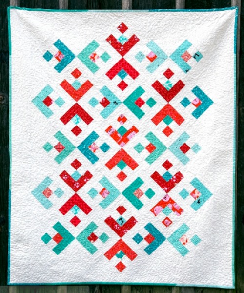 Snowflake Quilt-Along - Free Pattern