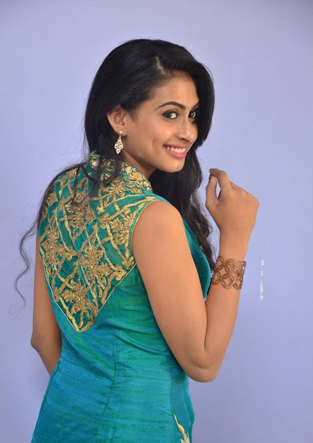 Nithya Naresh in Churidar Salwar Kameez at Nandini Nursing Home Audio Success Meet