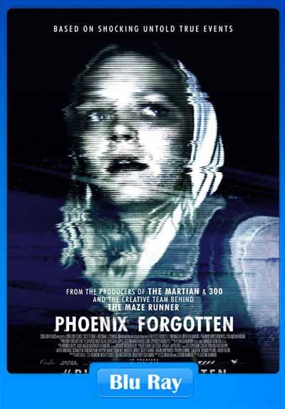 Phoenix Forgotten 2017 250MB 480p BRRip x264