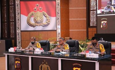 Kapolres Sibolga AKBP Triyadi Dukung 100 Hari Kinerja Kapolri Jendral Pol Listyo Sigit Prabowo