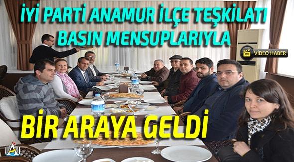 İYİ Parti Anamur, Anamur Haber, Anamur Son Dakika,