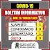 Prefeito anuncia boletim sobre o coronavírus em Santa Rita: 1 suspeito / 0 confirmados / 1 descartado / 0 óbitos