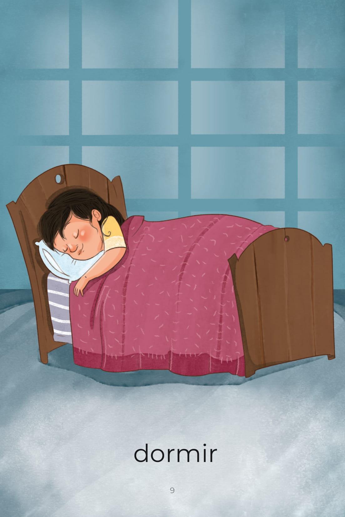 Atividades do Dia a Dia Dormir