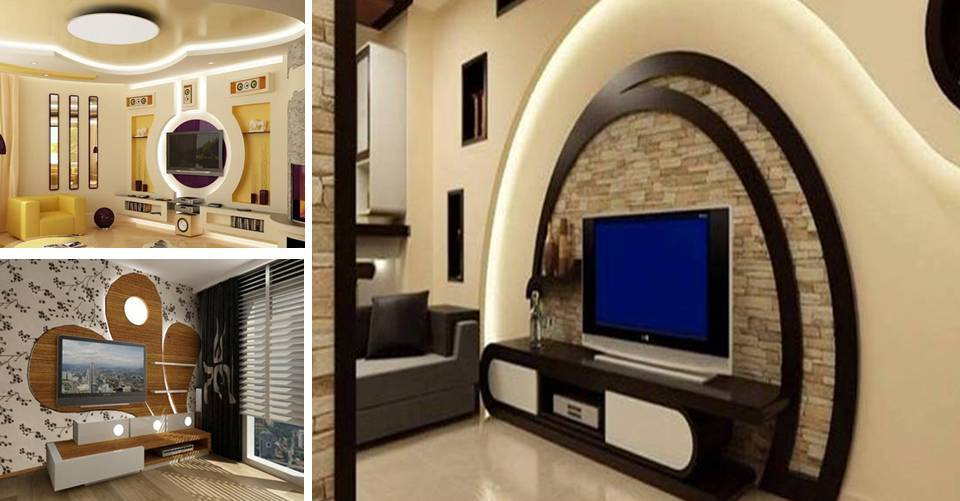 Functional Tv Wall Mount Stand Placement Furniture Designs For Modern Room Style Face Idecor
