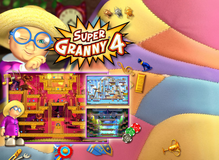Super granny 4 game download for pc.