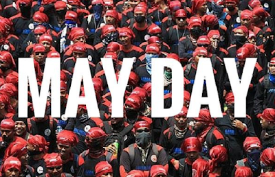 Menaker: Rayakan May Day dengan Kegiatan Positif