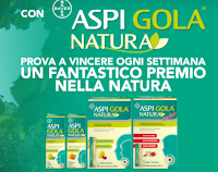 """Concorso """"Vinci con Aspi Gola Natura"""" : in palio voucher soggiorni da 345€ e buoni benzina d 100€"""