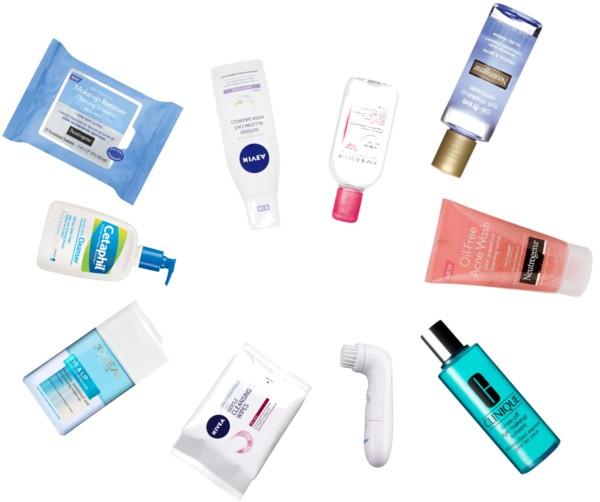 la importancia de desmaquillar y limpiar la piel