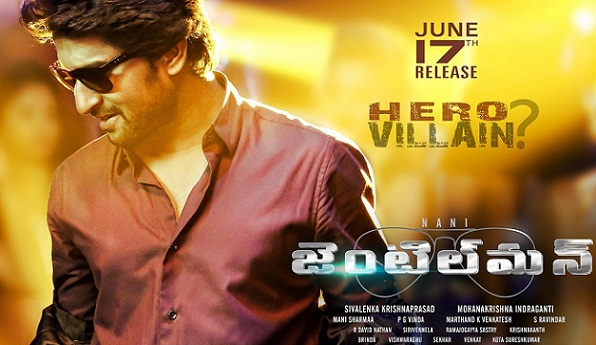 Gentleman - Gentleman 2016 Movie Download Telugu Full HD DVDRip