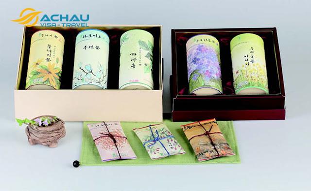 Mách bạn những món quà có thể mua về khi du lịch Hàn Quốc7