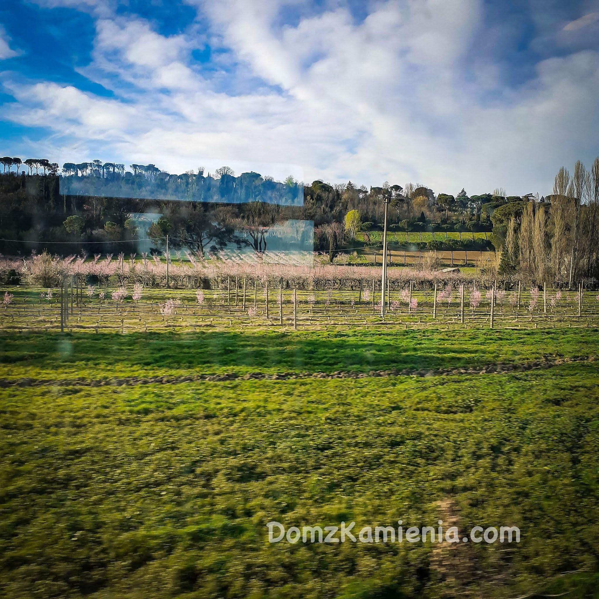 Brisighella - Dom z Kamienia, blog