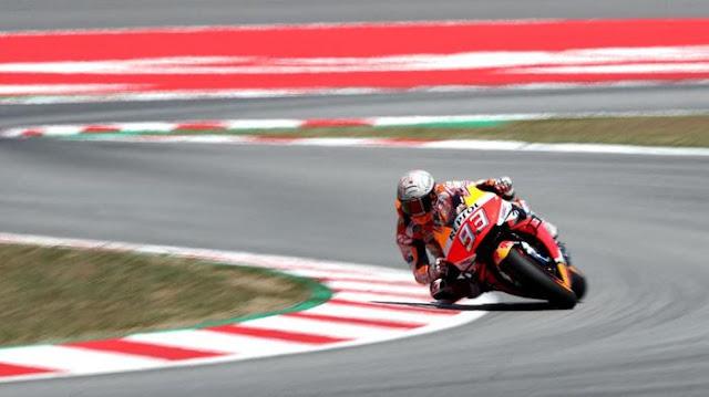 Meskipun Dominan di MotoGP Belanda, Marquez Tetap Hati - Hati