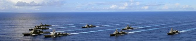 Seventh Fleet Move A Reminder That Quad Must Remain A Group of Equals, Not A US-Led Posse