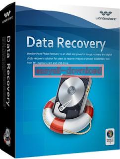 Wondershare Data Recovery 5.0.7.8 [Full Crack] โปรแกรมกู้คืนข้อมูล
