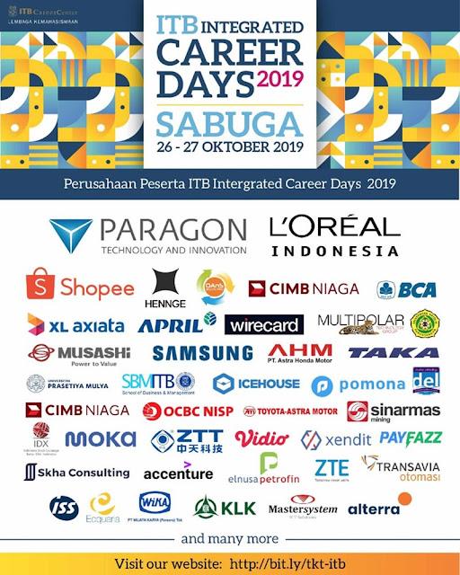 Job Fair Bandung Terbaru