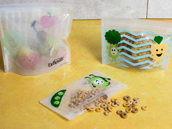 Baby Snack Ideas For Days Out