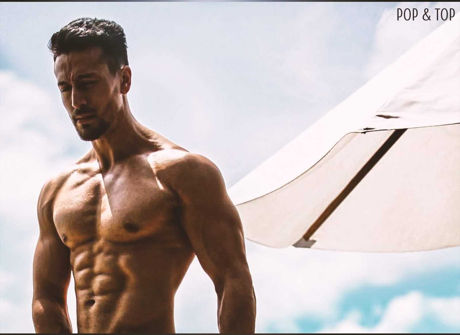 Download 9 Tiger Shroff Hot Body Wallpapers Pop And Top