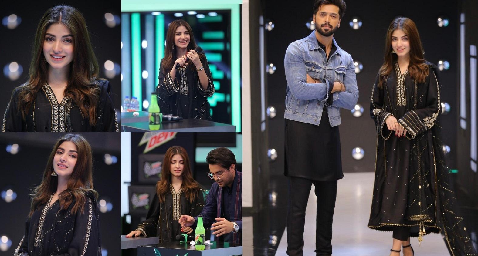 Jeeto Pakistan League | Gorgeous Clicks of Asim Azhar And Kinza Hashmi