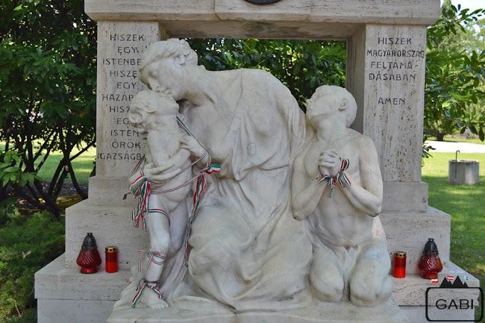Stary cmentarz Kerepesi w Budapeszcie