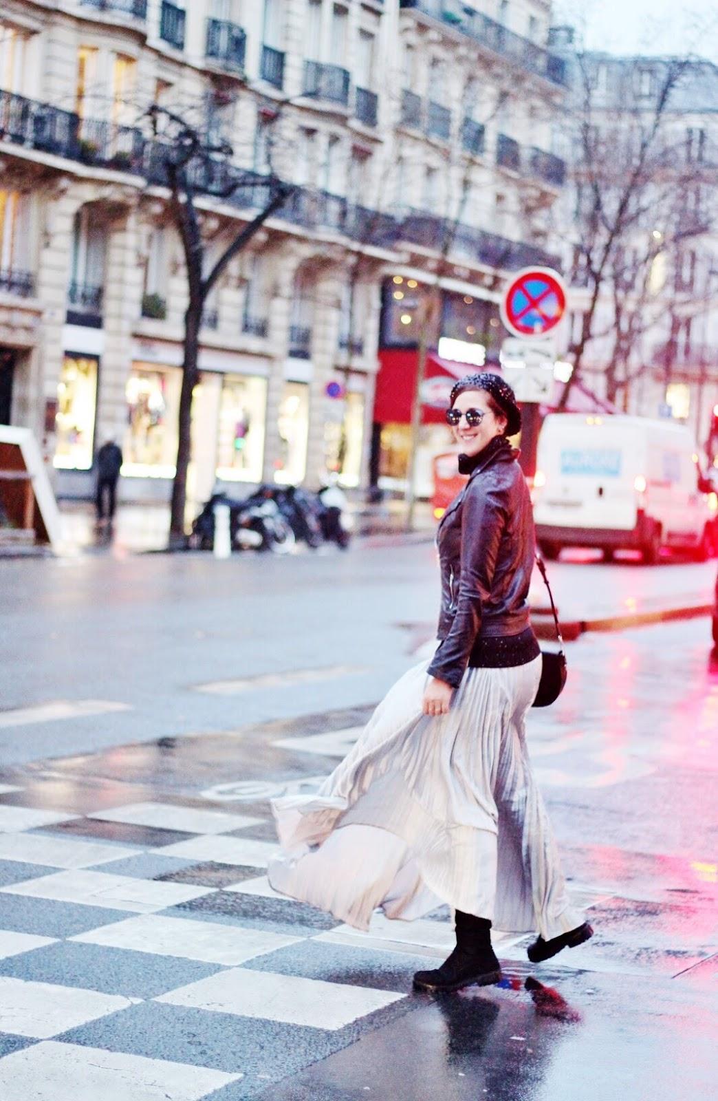 3 looks para el Invierno de Paris