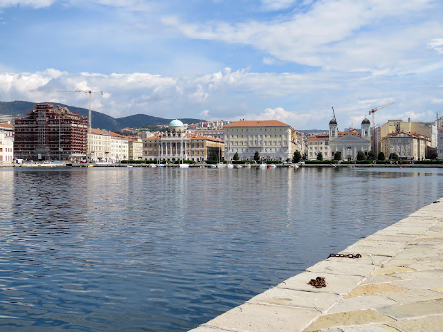Things to do in Trieste City: Walk on Molo Audace Pier