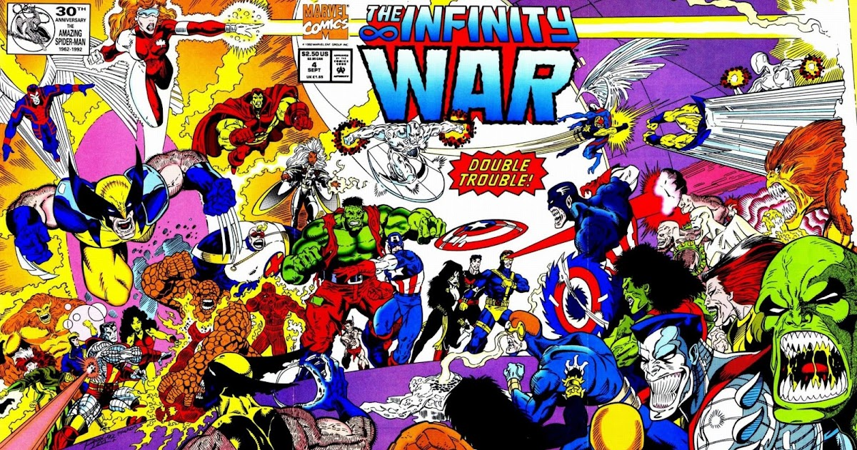 Avengers Infinity War Comic Español Descargar