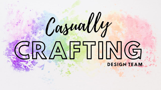 Casually Crafting Design Team Blog Hop Banner