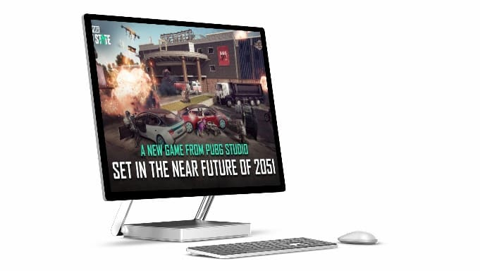 Download pubg new state for PC, Android and iPhone