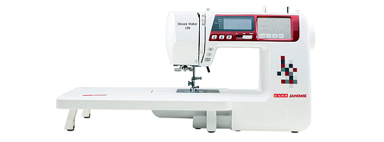 Usha Janome Dream Maker 120