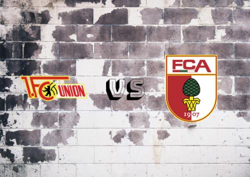 Unión Berlín vs Augsburgo  Resumen