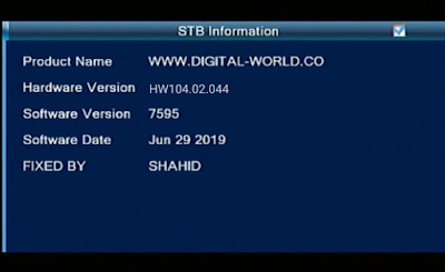 ALI 3510D_104.02.044 V 7595 TEN SPORT  Ok UPDGRADE BY USB