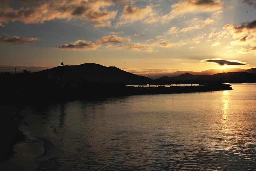 wakayama sunset travel