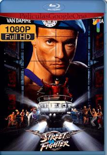 Street Fighter[1994] [1080p BRrip] [Latino- Ingles] [GoogleDrive] LaChapelHD