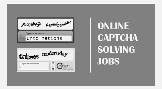 Captcha Work: Earn $500 with 8 Best Online Captcha Entry Jobs Sites