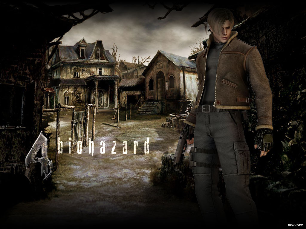 Pc Games Wallpapers Resident Evil 4 Biohazard Wallpapers