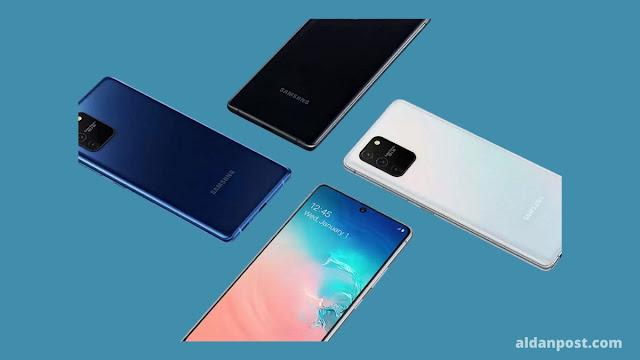 daftar hp Samsung terbaik 2021