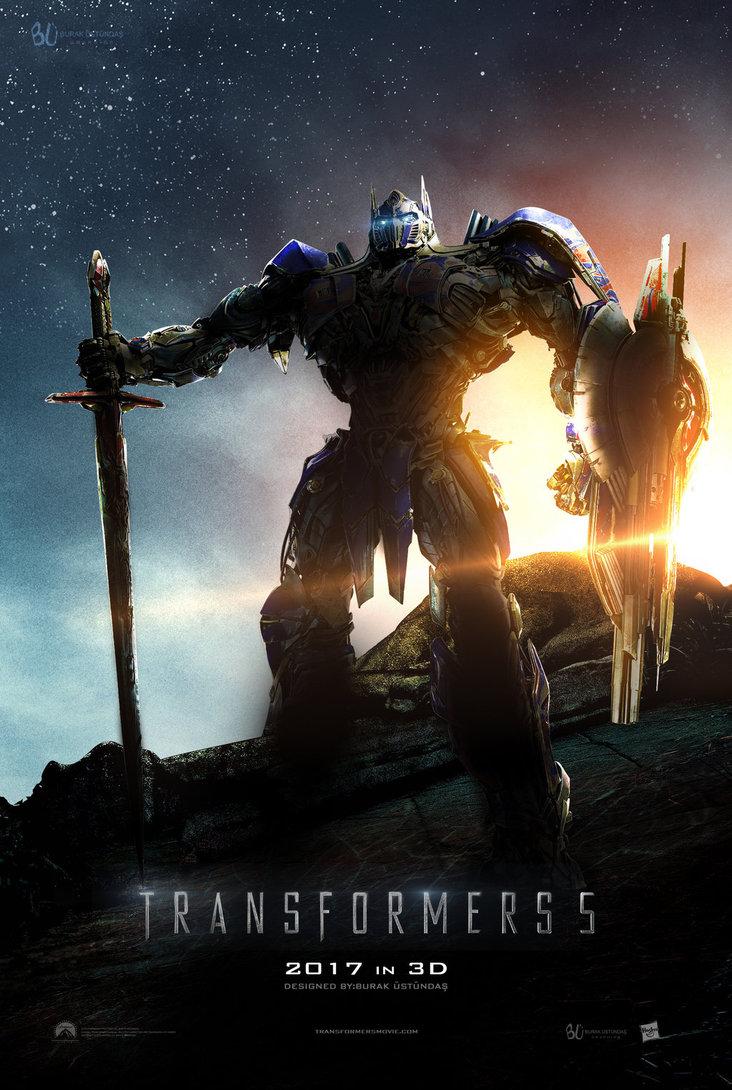 Transformers 5 ทรานส์ฟอร์เมอร์ส 5 [HD][พากย์ไทย]