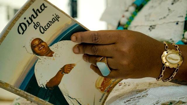 Baianas do acarajé se destacam em websérie