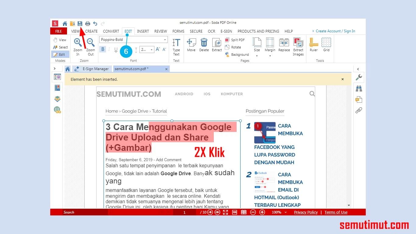 5 Cara Edit File Pdf Online Dan Offline Di Hp Laptop Semutimut Tutorial Hp Dan Komputer Terbaik