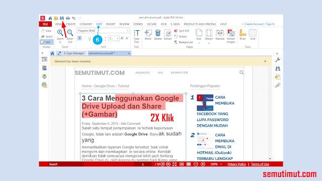 cara edit file pdf online gratis