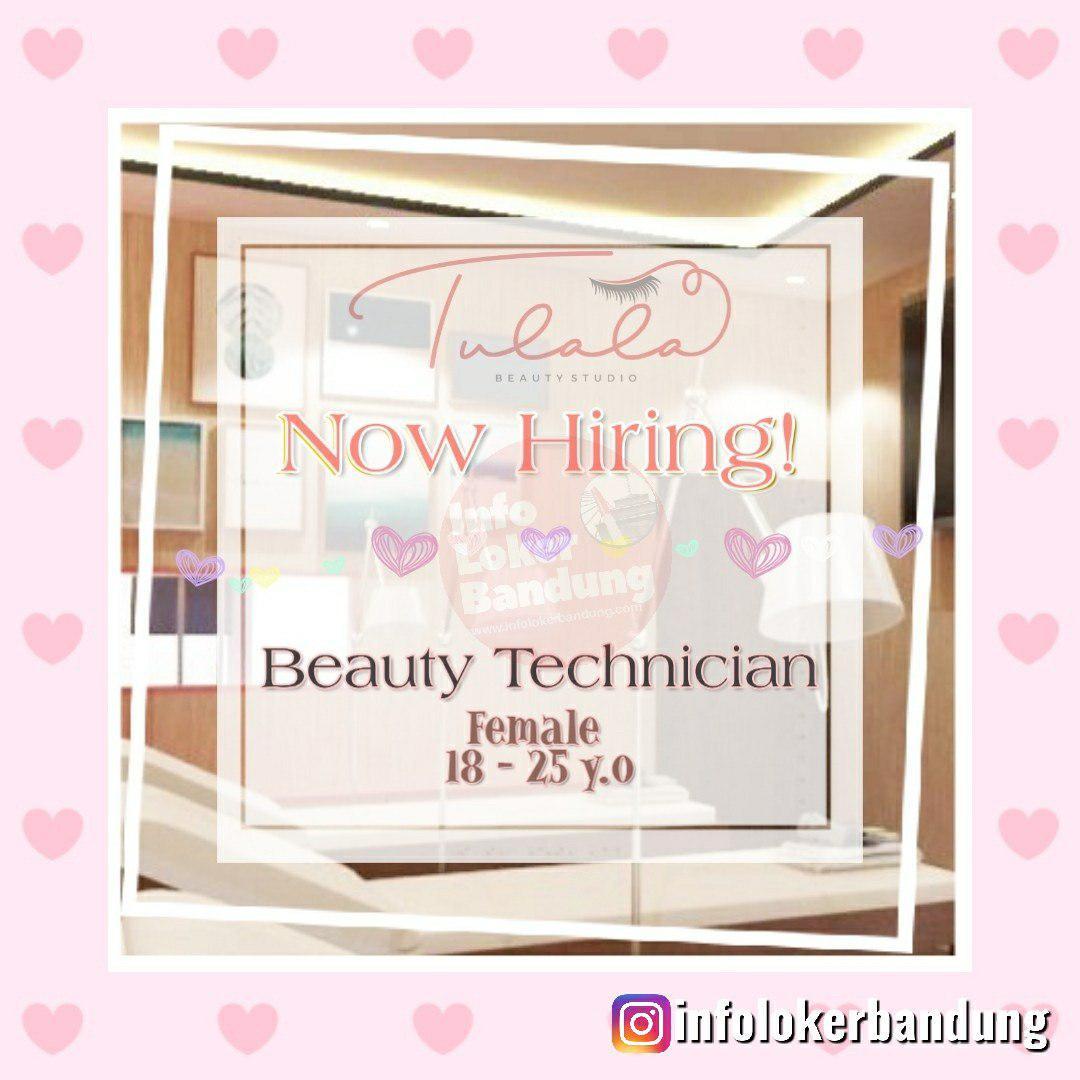 Lowongan Kerja Tulala Beauty Studio Bandung Juni 2019