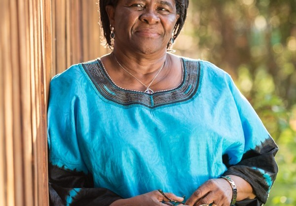 Dr. Pelonomi Venson-Moitoi, Minister of Foreign Affairs, Republic of Botswana and candidate for the Chairperson of the African Union (1)