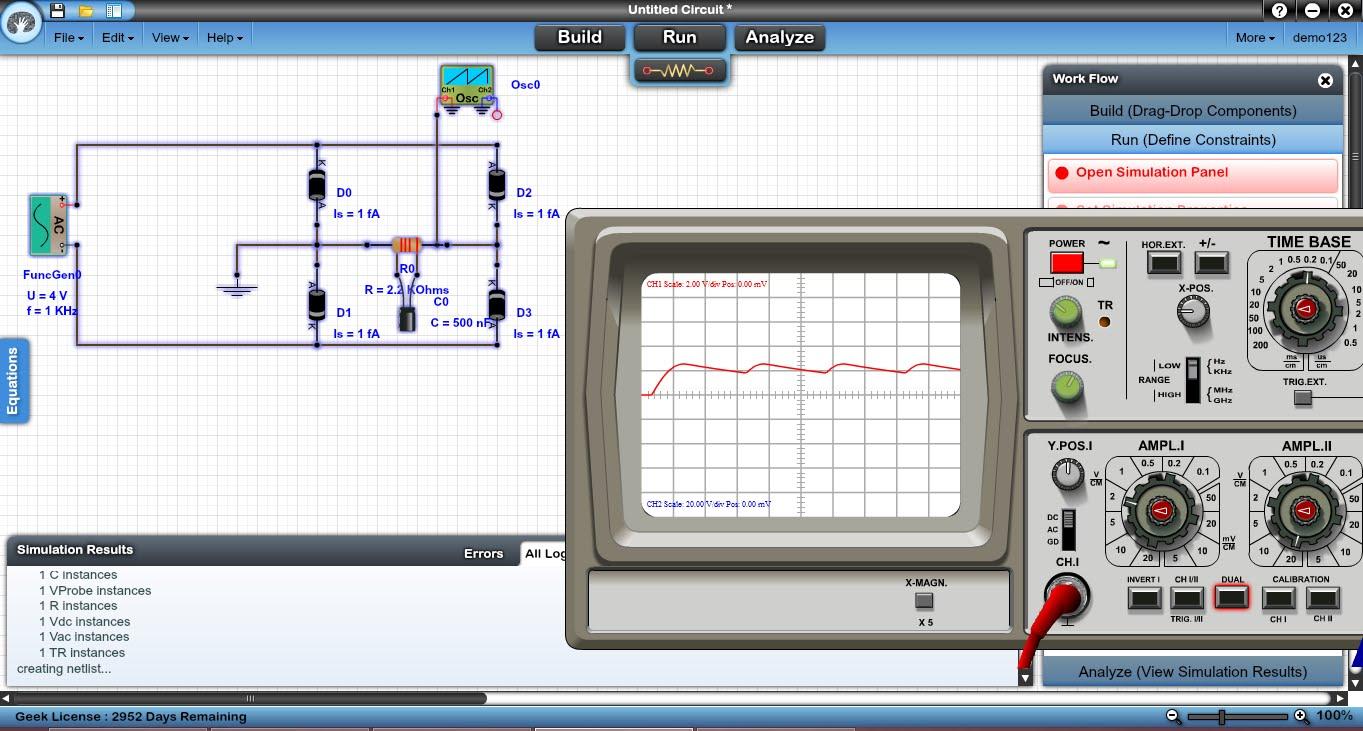 Les 10 meilleurs simulateur de circuits lectroniques en for Simulateur porte logique en ligne