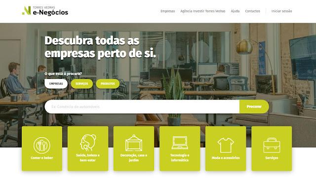 Câmara Municipal de Torres Vedras lança portal e-Negócios para dinamizar empresas da região