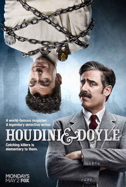 Houdini and Doyle (2016-) ταινιες online seires xrysoi greek subs