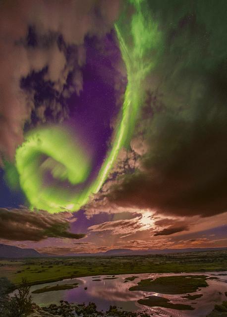 auroras solares