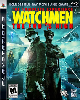 Watchmen The End Is Nigh PS3 Baixar